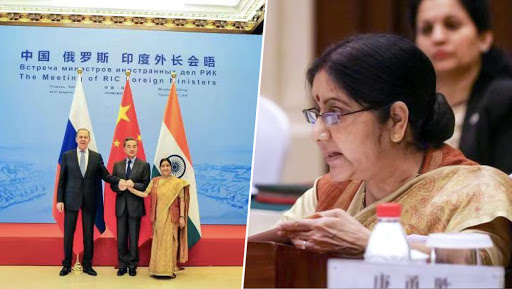 India, Russia, China Issue Joint Statement Against Terrorism During Tri-Lateral Summit at Zhejiang, Without Naming Pakistan