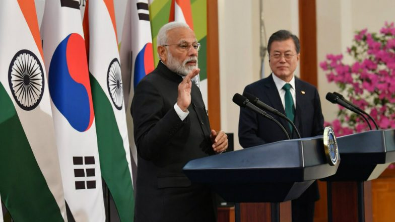 PM Modi in Seoul: 'Time for World to Act Beyond Talks on Terror'