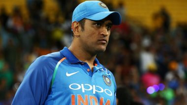 ICC Cricket World Cup 2019: MS Dhoni Looks to Finish Off in Style, Break the English Voodoo