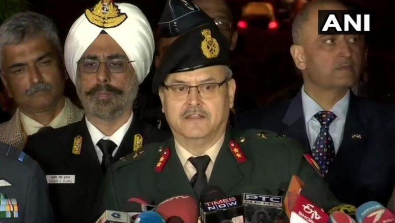 Ceasefire Violation by Pakistan Increased After Pulwama Attack, 35 Incidents Since February 26 IAF Strikes, Says Indian Army