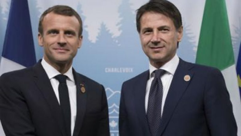 France and Italy Embroiled in Massive Diplomatic Spat