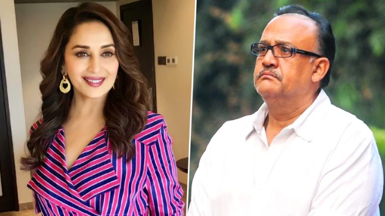 Madhuri Dixit Has This To Say About #MeToo Accusations on Hum Aapke Hai Kaun Co-Star Alok Nath
