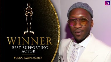Oscars 2019 Best Supporting Actor Winner: Green Book Star Mahershala Ali Becomes The First Black Actor To Get Two Best Supporting Actor Wins With 91st Academy Awards