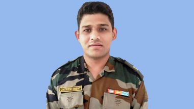Army Officer Chitresh Singh Bisht, Martyred in IED Blast in Nowshera, Was to Get Married on March 7