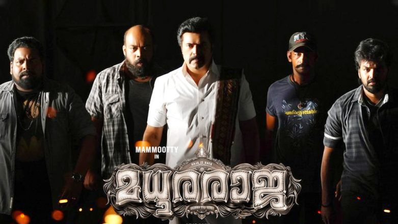 Madura Raja New Poster: Mammootty Is Back in His Unbeatable Style!