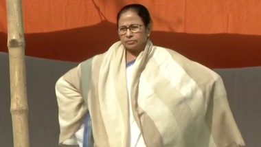 Cyclone Bulbul: West Bengal CM Mamata Banerjee to Undertake Aerial Survey of Cyclone-Affected South Parganas District