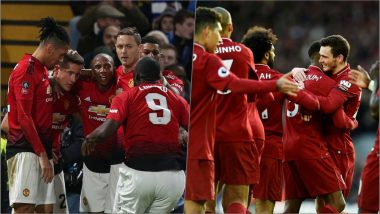 Manchester United vs Liverpool, EPL 2018–19 Live Streaming Online: How to Get MAN U vs LIV Premier League Match Live Telecast on TV & Free Football Score Updates in Indian Time?