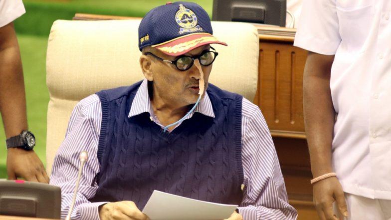 Goa BJP Meeting on Manohar Parrikar Succession Plan
