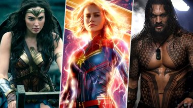 Captain Marvel Pre-Sale Tickets Have Already Surpassed DC's Wonder Woman & Aquaman