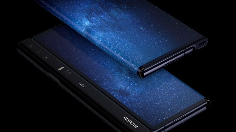 Huawei Mate X Foldable Phone To Launch in September: Report