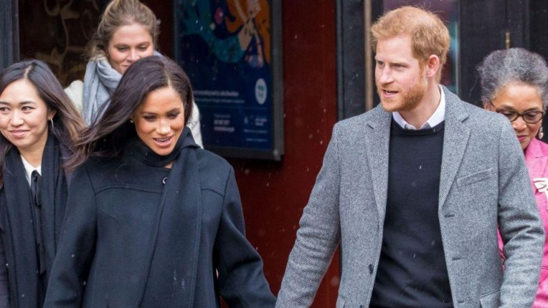 Meghan Markle Secretly Flew To New York City From London In The Third Trimester Of Her Pregnancy For This!