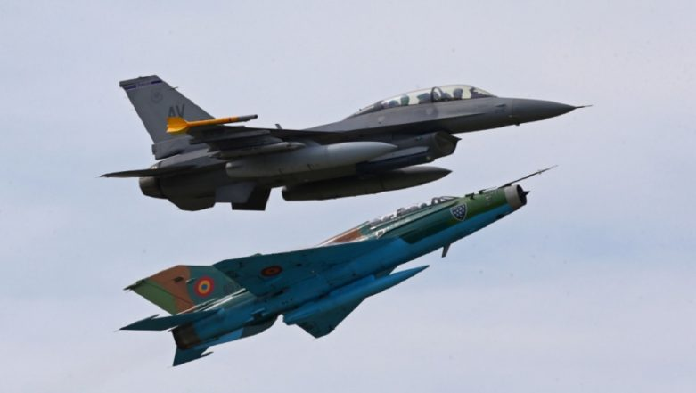 Pakistan Military Says No F-16 Fighters Jets Used to Shoot Down Indian Aircraft