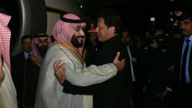 Award in Exchange for Investment? Islamabad Awards Nishan-e-Pakistan to Mohammed Bin Salman
