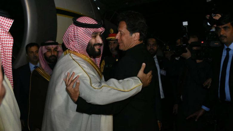 Cash-strapped Pakistan Rolls out Red Carpet for Saudi Crown Prince Mohammad bin Salman