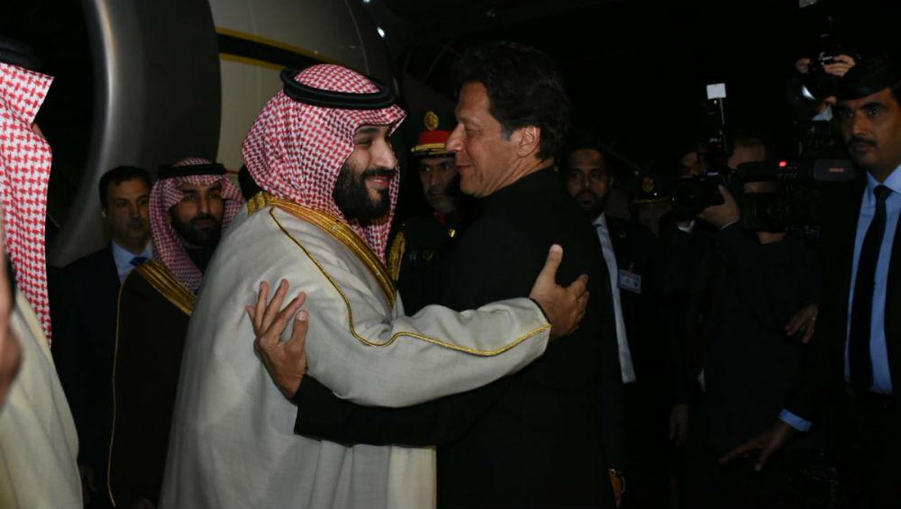 Saudi Crown Prince Recalled Private Jet Flying Imran Khan? Pakistan Govt Denies, Calls Report 'Totally False'