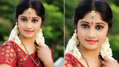 Telugu TV Actress Naga Jhansi Ends Life, Boyfriend Surya Teja Booked For Abetting Suicide
