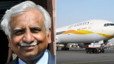 Naresh Goyal To Step Down as Jet Airways Chairman as Airline Accepts Etihad's Bailout Plan Terms And Conditions