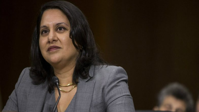 Donald Trump Nominee Neomi Rao Faces Scrutiny Over Past Writing About Rape