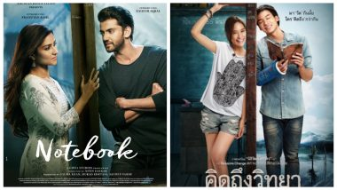 Notebook: Is Salman Khan's Production, Starring Pranutan Bahl and Zaheer Iqbal, Inspired By This Thai Film?