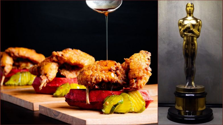 Oscars 2019 Food Menu: Nashville Hot Fried Quail to Chocolate Oscar Statuettes, Here's What Wolfgang Puck Will Be Serving at 91st Academy Awards Governors Ball