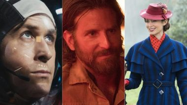 Bradley Cooper For A Star is Born, Damien Chazelle For First Man, Emily Blunt For Marry Poppins Returns - All The Academy Awards 2019 Snubs!