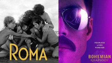 Oscars 2019: Watch Roma, Bohemian Rhapsody, A Star is Born and Period. End Of Sentence. Online in India on These Streaming Sites