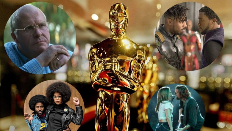 Oscars 2019 Full Nominations List in PDF: Best Actor, Best Actress, Best Picture & More Category-Wise Nominees at 91st Academy Awards