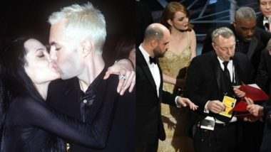 Oscars Throwback: From Angelina Jolie Kissing Her Brother to La La Land's Winning-Losing Moment – 8 Most Scandalous Events From the Academy Awards