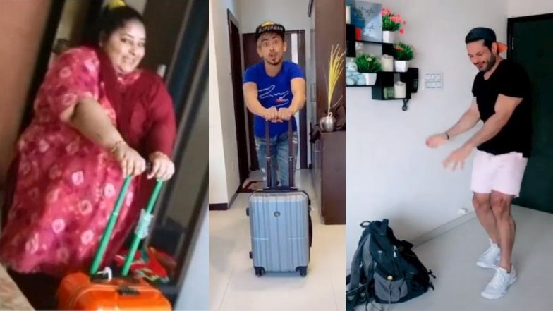 After the #10yearchallenge, TikTok Gets Nostalgic With the Viral #OyeOye Challenge That Is Making Indians Dance Their Hearts Out (Watch Videos)