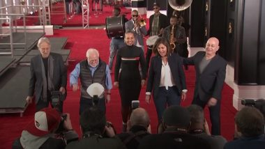 Grammy Awards 2019 Red Carpet at 200 Feet Is the Longest in Entertainment History