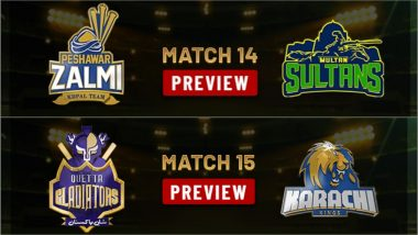 PSL 2019 Today's Cricket Matches: Schedule, Start Time, Points Table, Live Streaming, Live Score of February 24 T20 Games