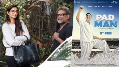 PadMan Completes 1 Year: Sonam K Ahuja Says R Balki One of the Best Directors She Has Worked With