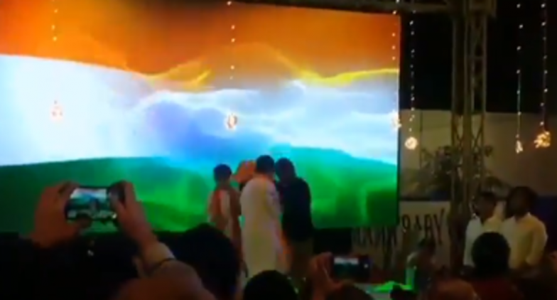 Pakistan School Registration Suspended After Students Dance on 'Phir Bhi Dil Hai Hindustani' Featuring Indian Flag, Watch Video