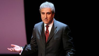 Pakistan Foreign Minister Shah Mahmood Qureshi Criticises Rajnath Singh's Remarks on PoK Talks