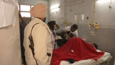 Pakistan Intruder Apprehended By BSF In Punjab, Shifted To Hospital
