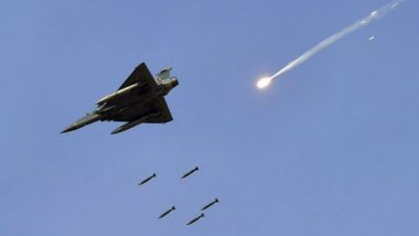 Indian Air Defence Detects Two Pakistani Jets Within 10-km Radius of LoC, High Alert Issued