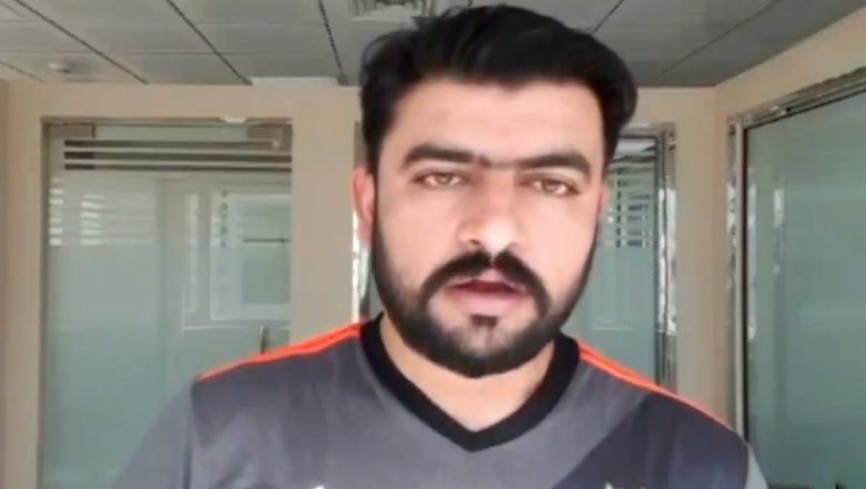 Pakistan Cricket Fan Adil Taj, Who Sang Indian National Anthem During India vs Pakistan Asia Cup Match, Appeals Not to Boycott Indo-Pak Clash in World Cup 2019