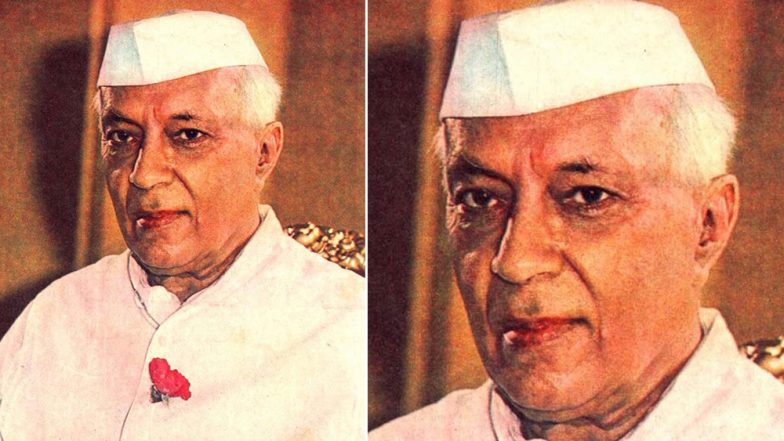 Rose Day 2019: Congress Shares Pic of Jawaharlal Nehru on Instagram; Here's Why India's 1st PM Always Pinned A Rose to His Coat