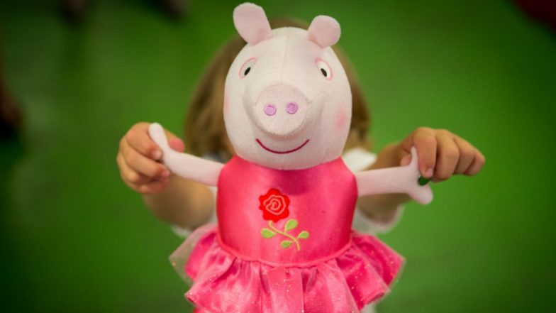 Chinese New Year 2019 Controversial Peppa Pig To Learn About