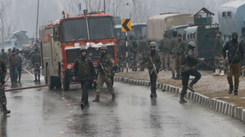 Kulgam Encounter: Slain Terrorist Had Plans For Pulwama-Like Suicide Attack