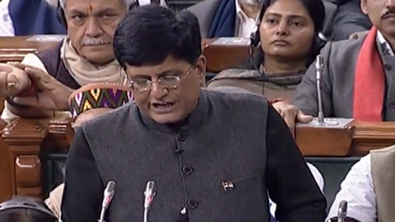 Interim Budget Passed in Lok Sabha, Congress and Left Parties Stage a Walkout