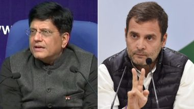 Budget 2019: Rahul Gandhi Slams Modi Govt for Insulting Farmers, Says BJP's 'Incompetence' and 'Arrogance' Destroyed Lives