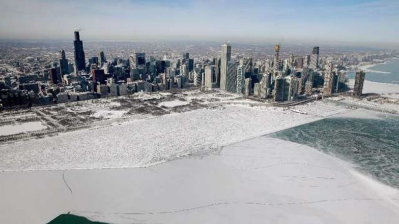 Polar Vortex Freezes US Midwest, 21 Dead