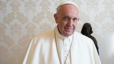 Pope Francis Freed by Firemen After Getting Stuck in Vatican Lift