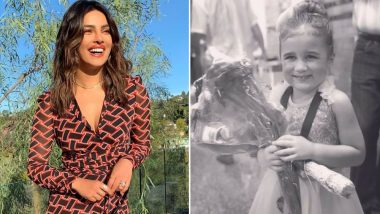 Priyanka Chopra Wishes Nick Jonas' Niece Alena Rose on Her Birthday With This Exceptionally Adorable Post- See Pic