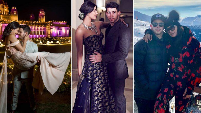 Priyanka Chopra Jonas Received the Sweetest Surprise From Nick Jonas Much Before Valentine's Day (Watch Video)
