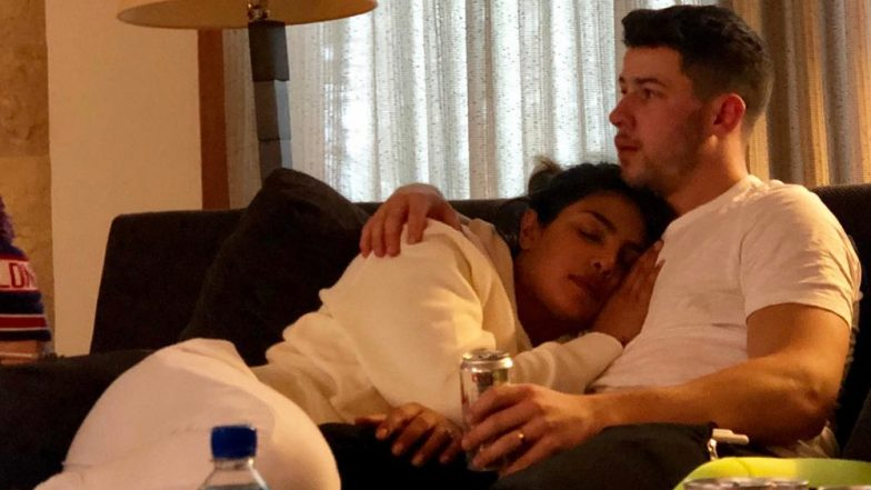 Priyanka Chopra Answers The Million Dollar Question of Who Clicked Her Cozy Picture With Nick Jonas!