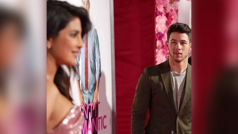 Priyanka Chopra's Hot Avatar at 'Isn't It Romantic?' Premiere Makes Nick Jonas Call Her a Lip-Smacking 'Snack' (View Pic)