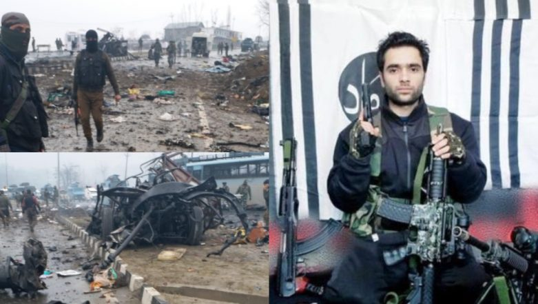 Pulwama Terror Attack: Here's What We Know So Far About The Suicide Attack That Killed 43 CRPF Jawans in Jammu And Kashmir