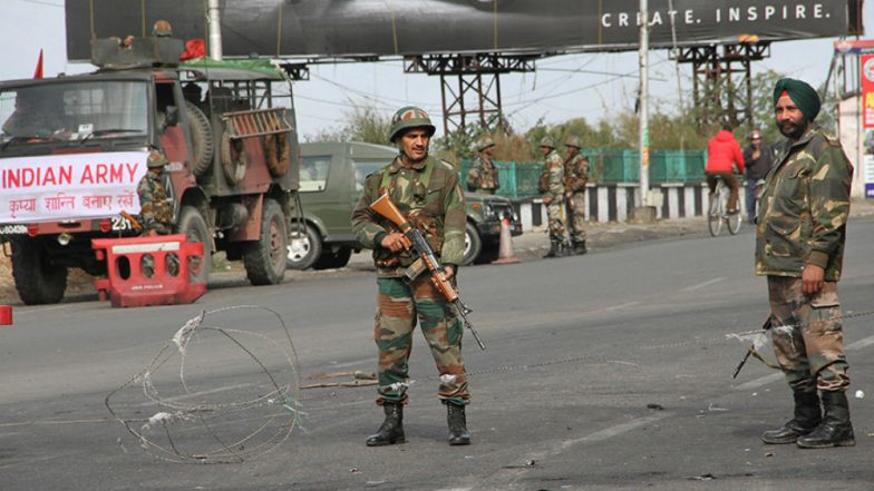 Pulwama Again: Army Jawan Martyred After Being Shot at by Terrorists Outside His Home